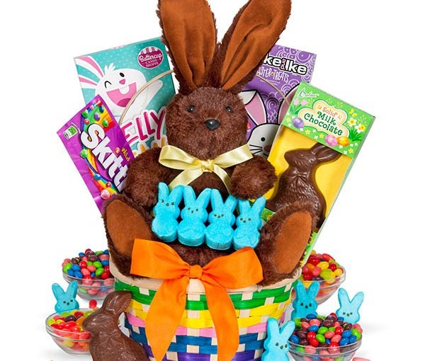 Why Do We Give Easter Baskets?