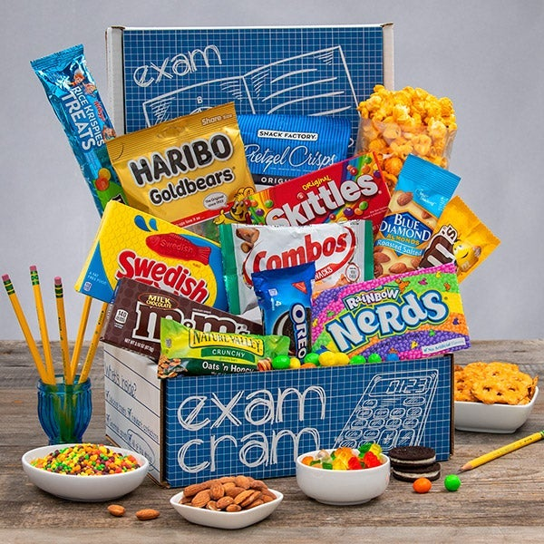 5 Care Package Ideas For Students