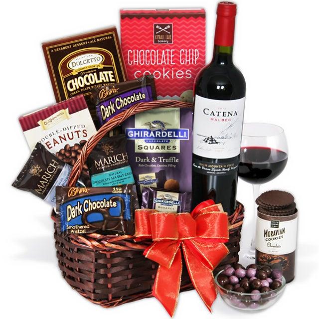 christmas wine gift basket b_large