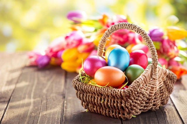 5 Fun Ways to Personalize Your Easter Gift Baskets