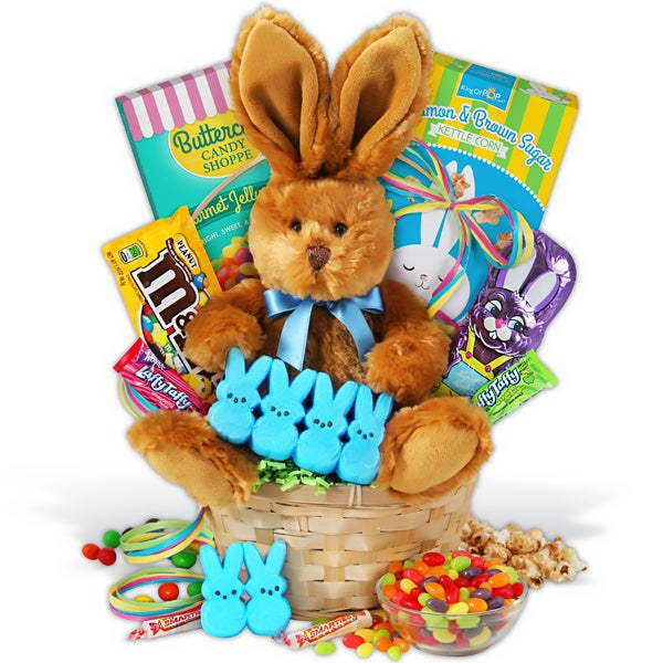 Why do we give easter baskets easter gift basketlarge negle