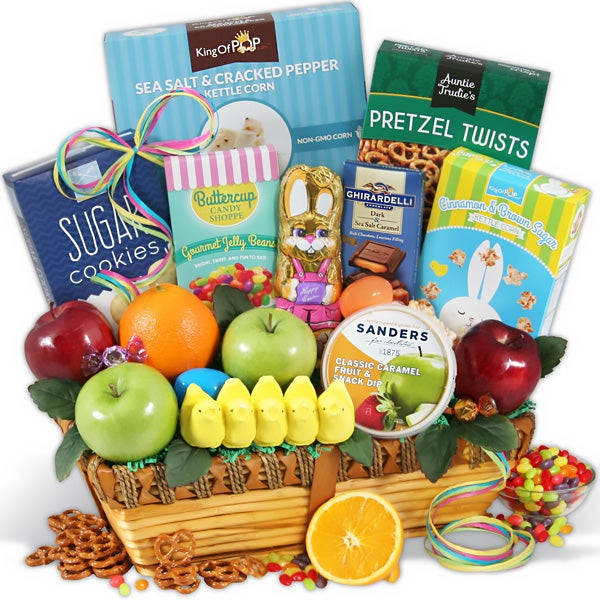 What Should You Include In An Easter Basket For Adults