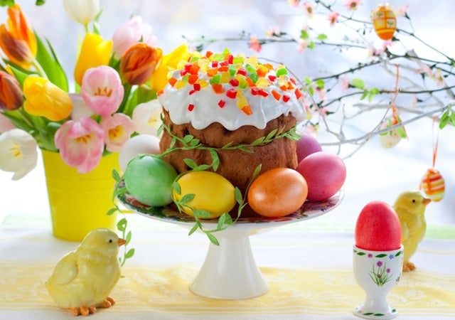 6 Delicious Easter Dessert Ideas