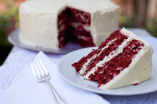 Red Velvet Cake Recipe Made Using Beet Juice