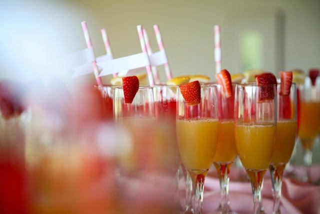 Delicious Sparkling Wine Summer Cocktails