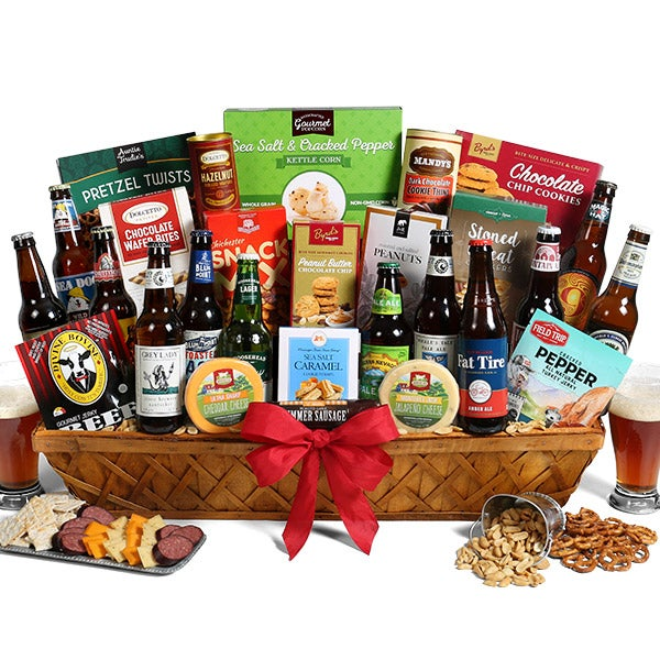 The Beer Advocate's Gift Basket