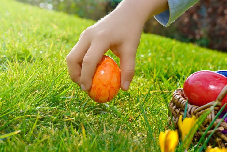 4 Creative Easter Egg Hunt Ideas