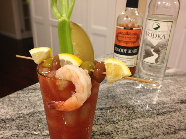 How to Make an Amazing Bloody Mary