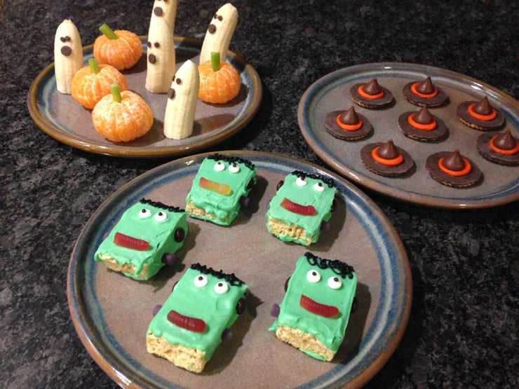 7 Fun Halloween Party Food Ideas