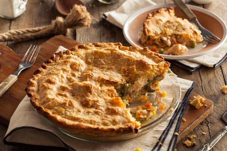 Day-after-Thanksgiving recipe ideas: turkey pot pie