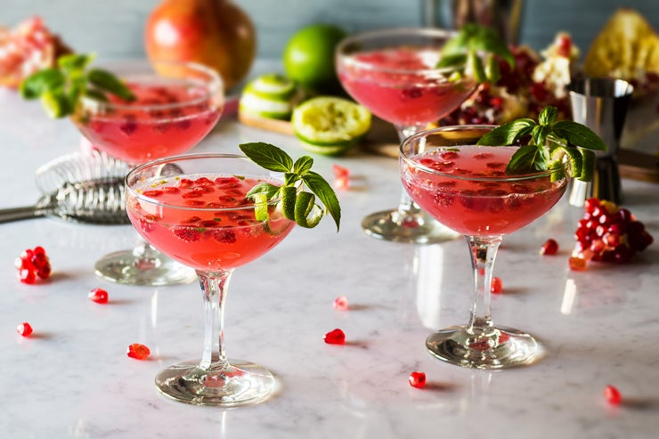 17 New Year's Eve Cocktails without Champagne