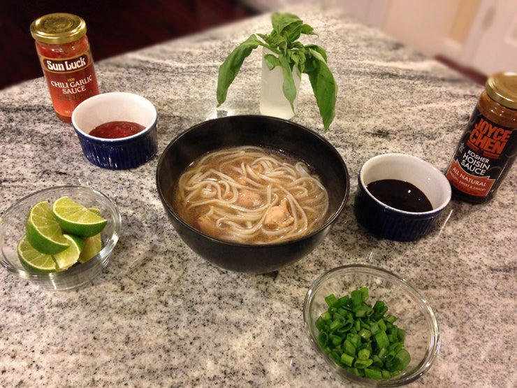 Quick Recipe for Homemade Phở