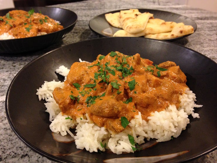 Chicken Tikka Masala Crockpot Recipe