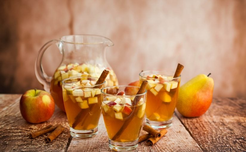 Five Awesome Fall Sangria Recipes