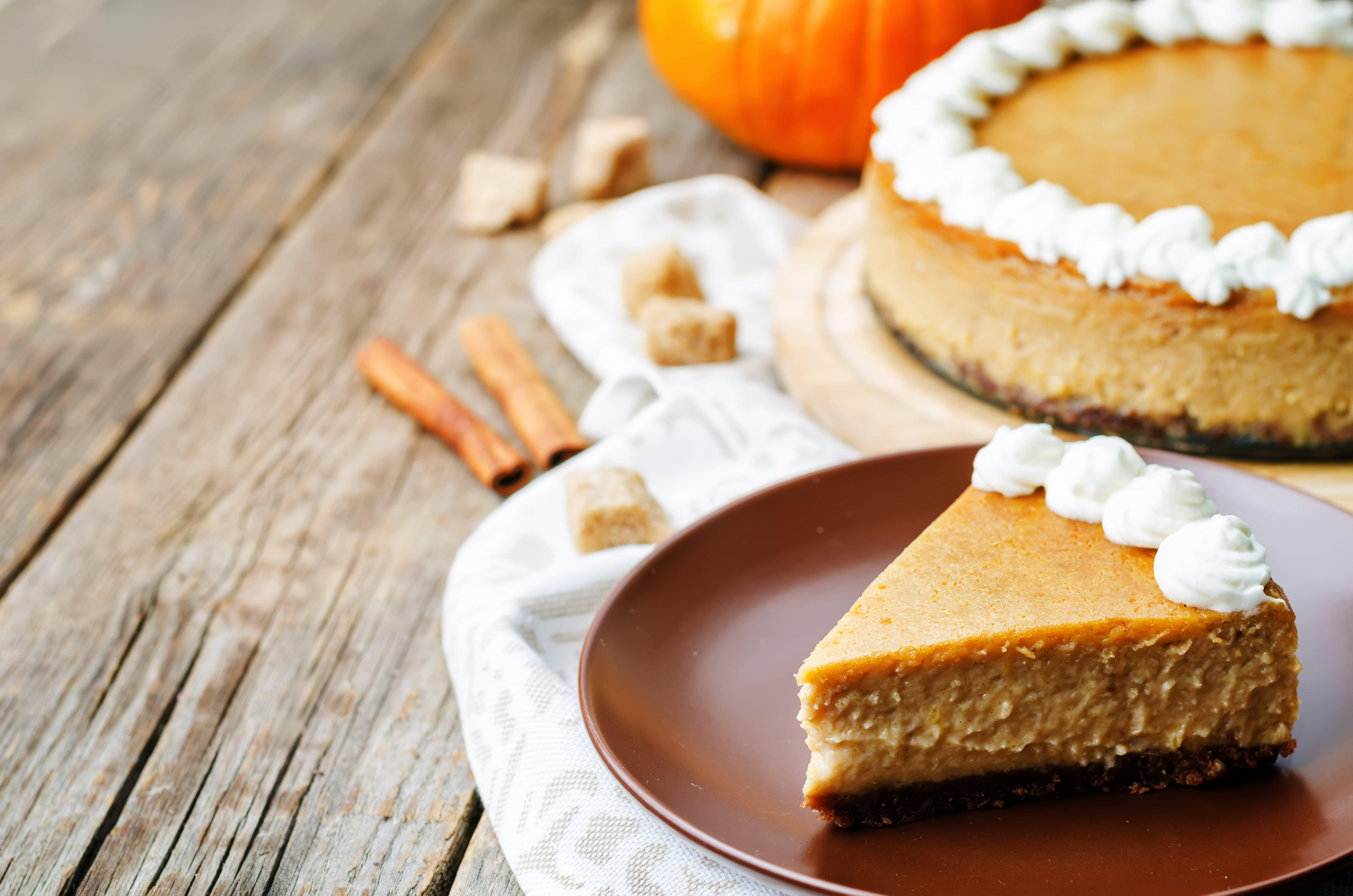 Impressive Fall Dessert Recipes