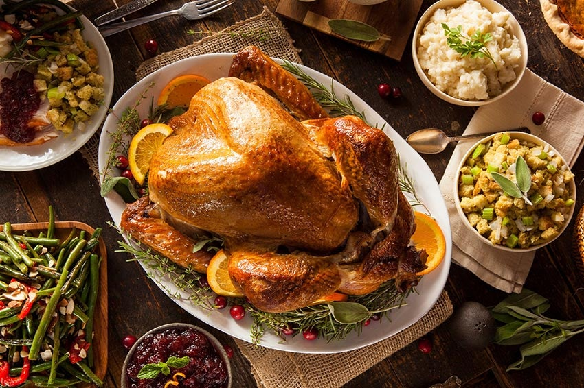 Six Tips To Reduce Thanksgiving Anxiety & Boost Appetite Appeal