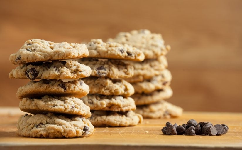 Grandma Claire's Oatmeal Chocolate Chip Cookies
