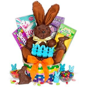 Best easter baskets for kids free shipping easter gifts easter gift basket negle Images