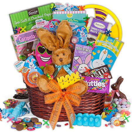 How to build the best easter basket easter gift basket how to how to build the best easter basket negle Image collections