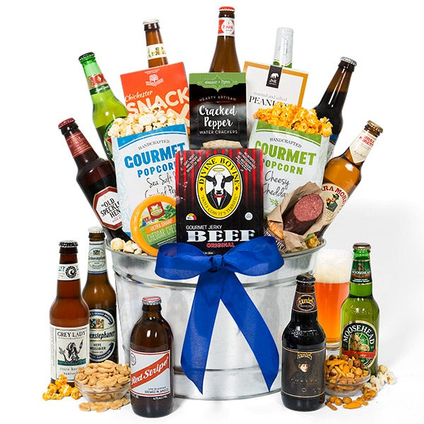 Father's Day 12-Beer Gift Bucket