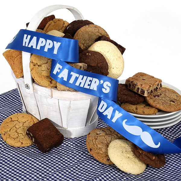 Father's Day Baked Goods Gift Basket
