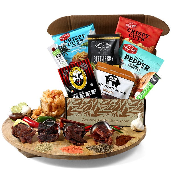 Father's Day Jerky Sampler Gift