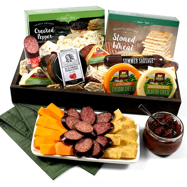 Meat & Cheese Sampler