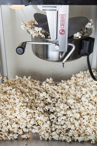 October is National Popcorn Poppin' Month!
