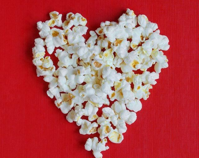 Sweetheart Popcorn Mix