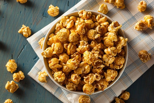 """What Puts the """"Pop"""" in Popcorn?"""