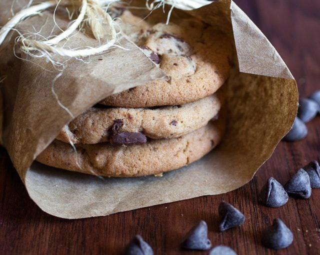 Popcorn Chocolate Chip Cookie Recipe