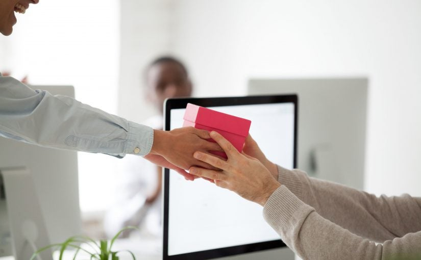 Benefits with Business Gifts
