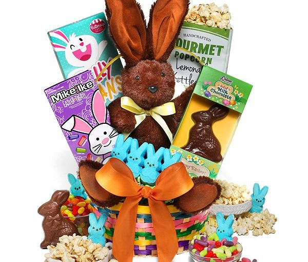 Why Do We Give Easter Baskets