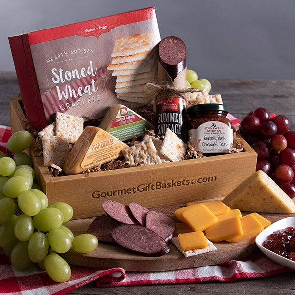 Gourmet-Meat-And-Cheese-Sampler