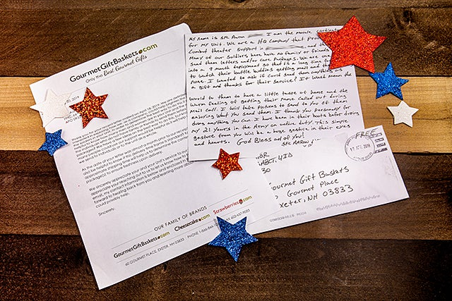 July 4th Gifts From the Heart – Star Spangled Generosity