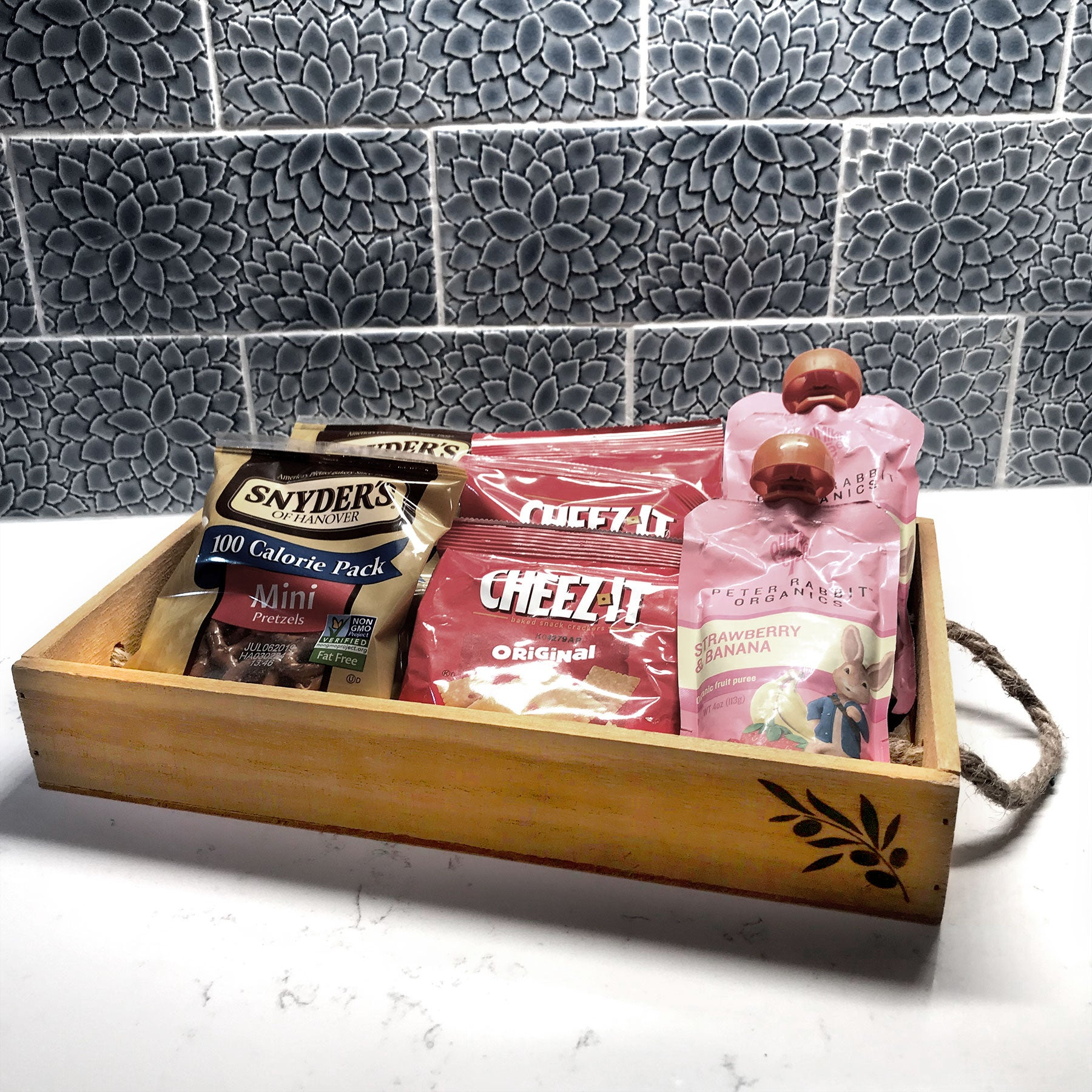 Beer For Two Gift Crate Upcycle