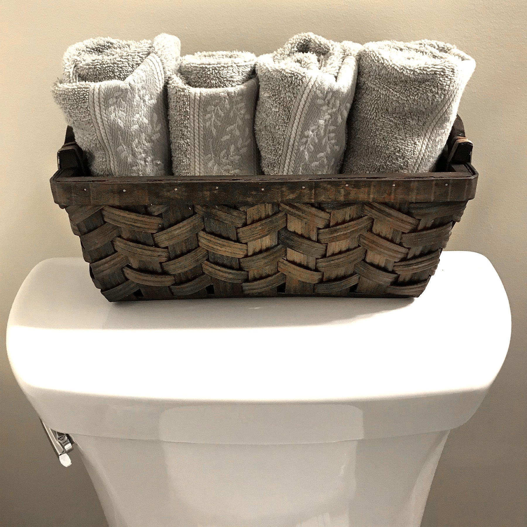 Snack Gift Basket Premium Upcycle