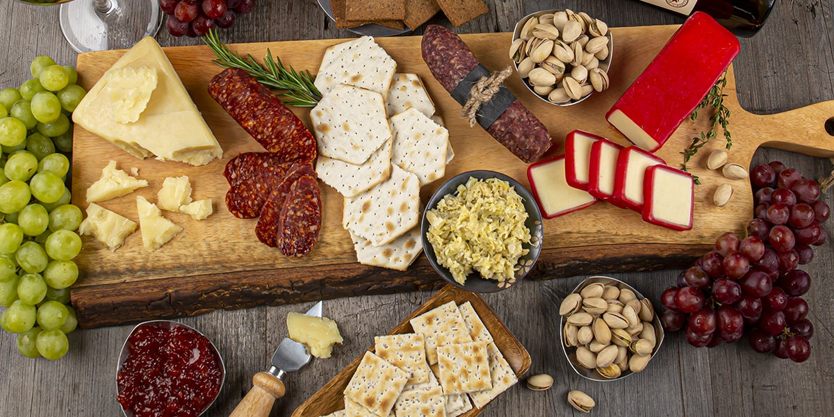 How to Create Your Own Charcuterie Board