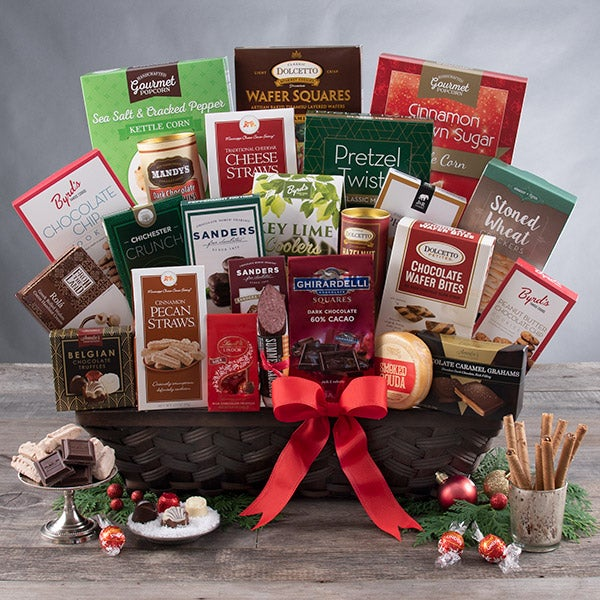 8 Reasons Why Gift Baskets are STILL the Perfect Business Gift