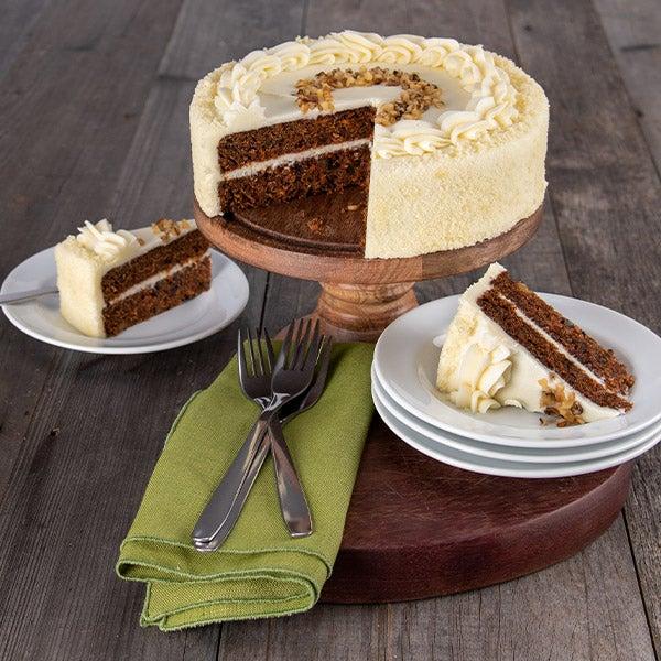 Carrot Cake by gourmetgiftbaskets.com