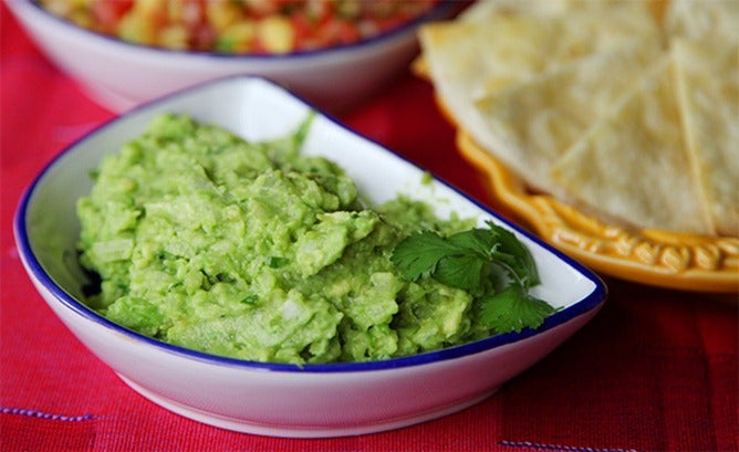Cinco de Mayo: Homemade Tortilla Chips and Classic Guacamole