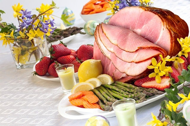 Holiday Tips: The Easy Solution to Perfect Easter Ham