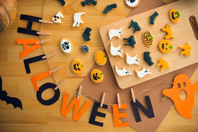 last minute halloween decorations - Last Minute Halloween Decorations