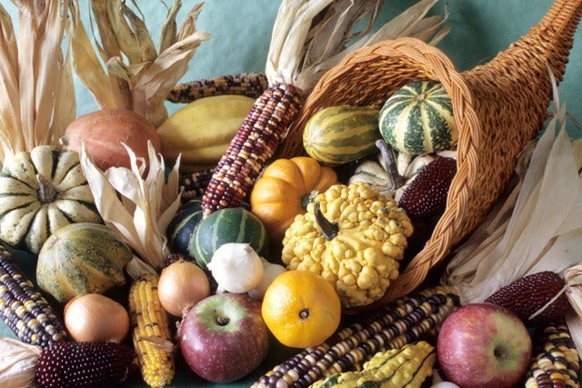 The Story of the Cornucopia: the Thanksgiving Horn of Plenty