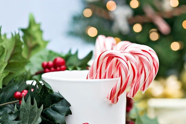 Christmas Candy Cane.5 Fun Facts About Candy Canes