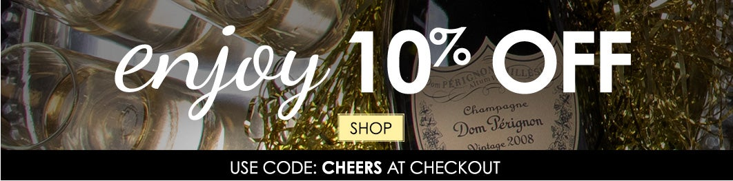10% Off Champagne Gifts