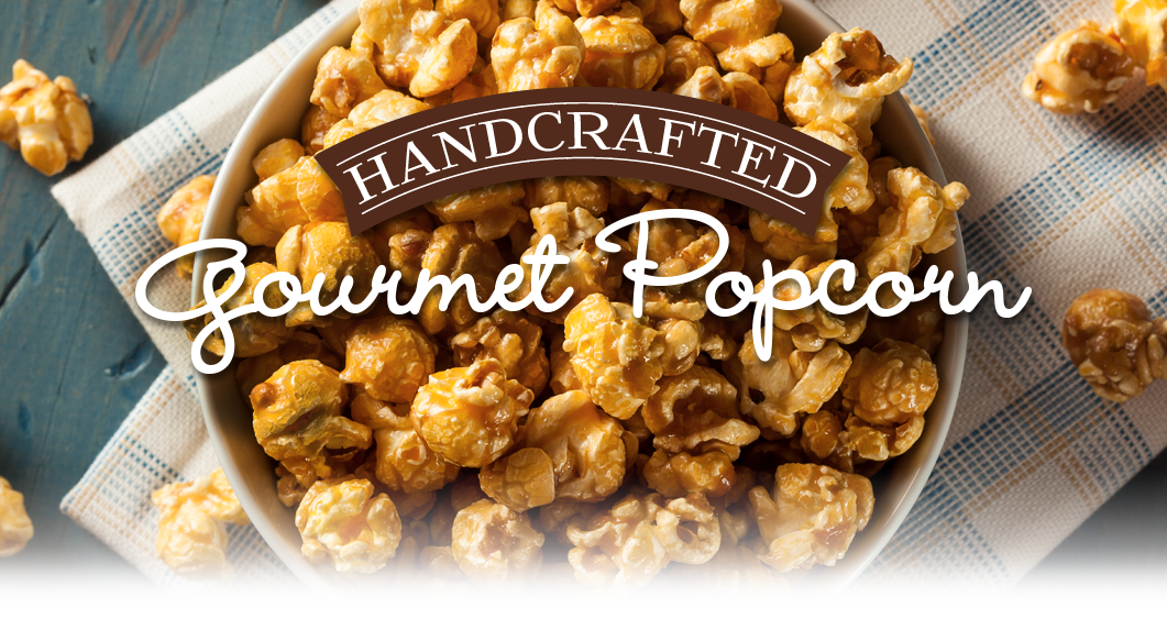 Gourmet Popcorn, Popcorn Gifts, Popcorn