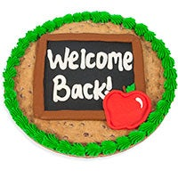 Back To School Cookie Cake 8671