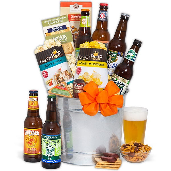 Spring Seasonal Beer Bucket