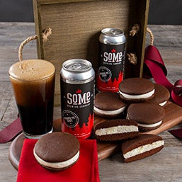 Ultimate Stout Beer & Whoopie Pies Gift Crate 8999